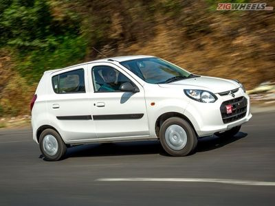 With its slightly lower, stiffer suspension the Alto is the sportier of the two to drive.