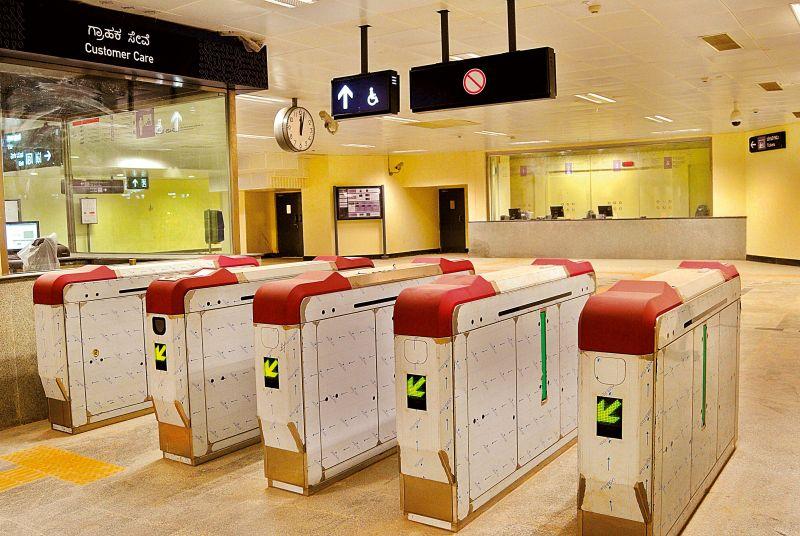 Of-its-kind underground metro inaugurated in Bengaluru