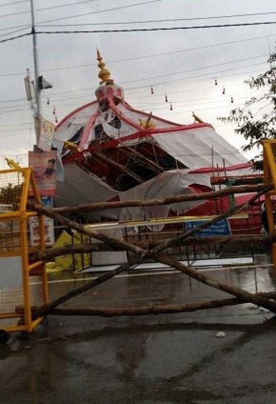 Ujjain rain 1