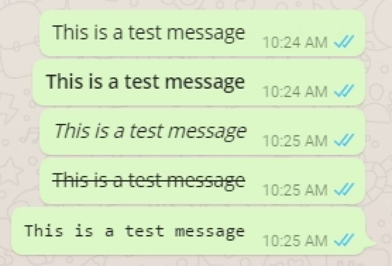 Whatsapp Just Got A New Font Find Out How To Use It