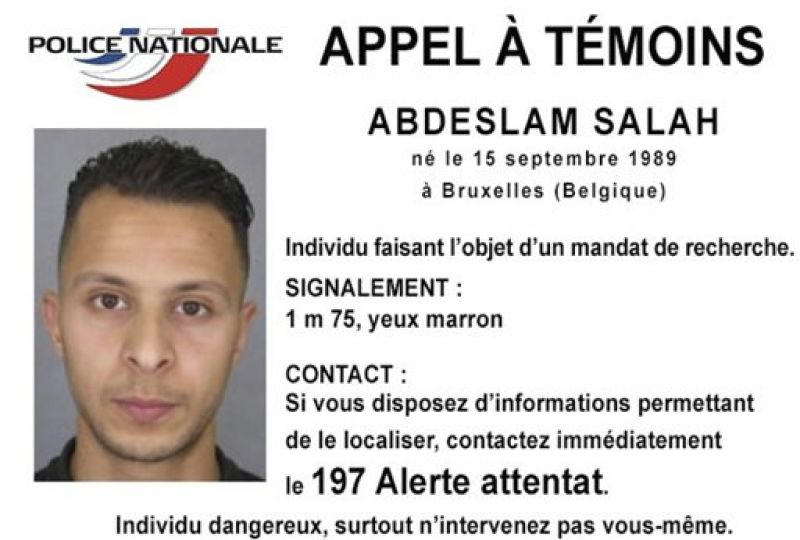 26-year old Salah Abdeslam, who was arrested by police in connection with recent terror attacks in Paris. (Photo: AP)