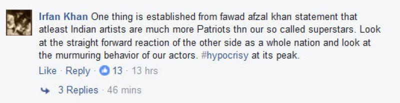 Fawad Khan neg