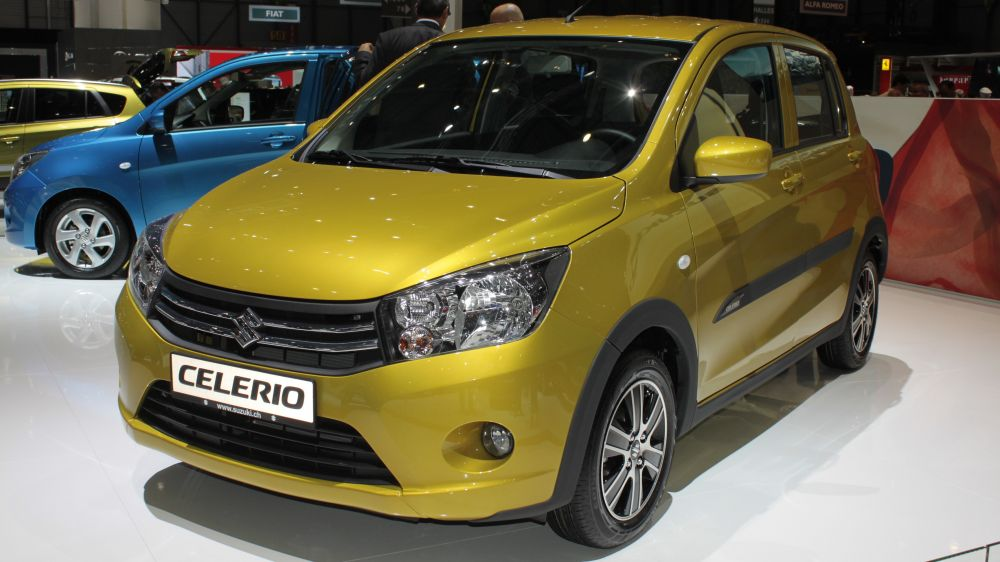 The Maruti Suzuki Celerio Is Equipped With An Ingenious Auto Gear Shift Technology