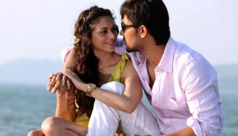 Aditi Rao Hydari and Randeep Hooda in 'Murder 3'.