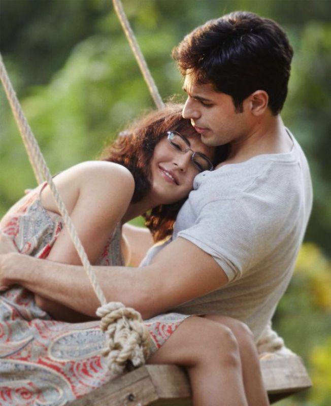Katrina Kaif and Sidharth Malhotra in 'Baar Baar Dekho'.