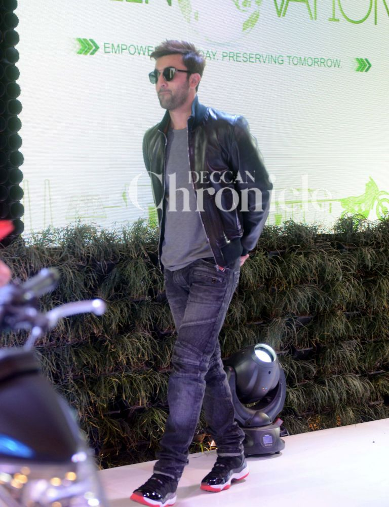 The event was also attended by Katrina Kaif's alleged ex-beau Ranbir Kapoor.