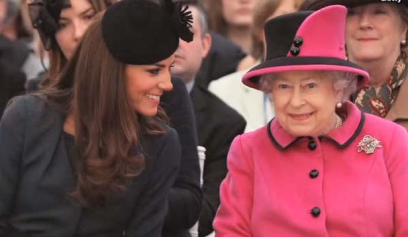 Kate Middleton recalls making 'special chutney' for Queen Elizabeth II