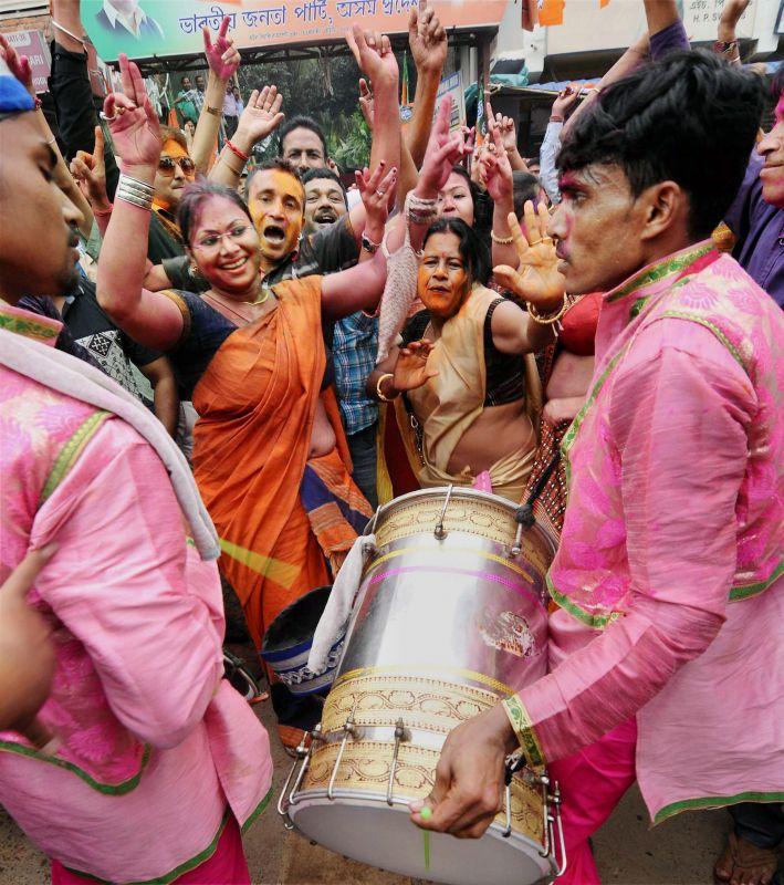 Assam celebrations 1
