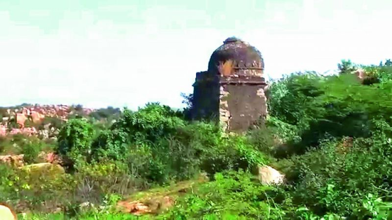 A tomb situated on Penukonda Hill in Anantapur district, summer capital of Vijayanagar empire, is believed to be that of Thimmarasu on Penukonda hill.