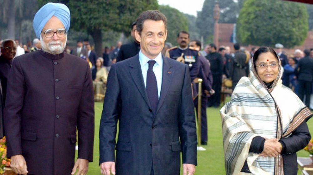 President Nicolas Sarkozy (France)