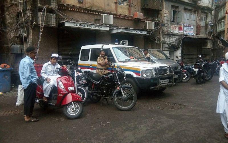 Zakir Nair Mumbai Police