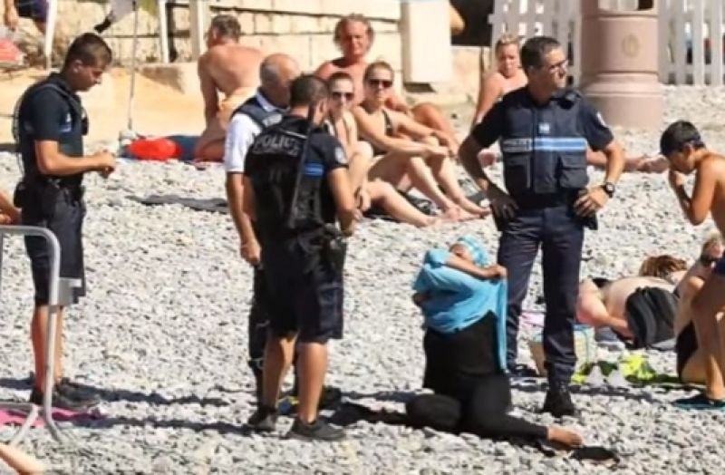 A judge ruling on a petition filed against the brukini ban also said that the clothing could be considered as 'provocative' especially after the spate of terrorist attack in France, including an attack in Nice, where  a truck mowed down 86 people.