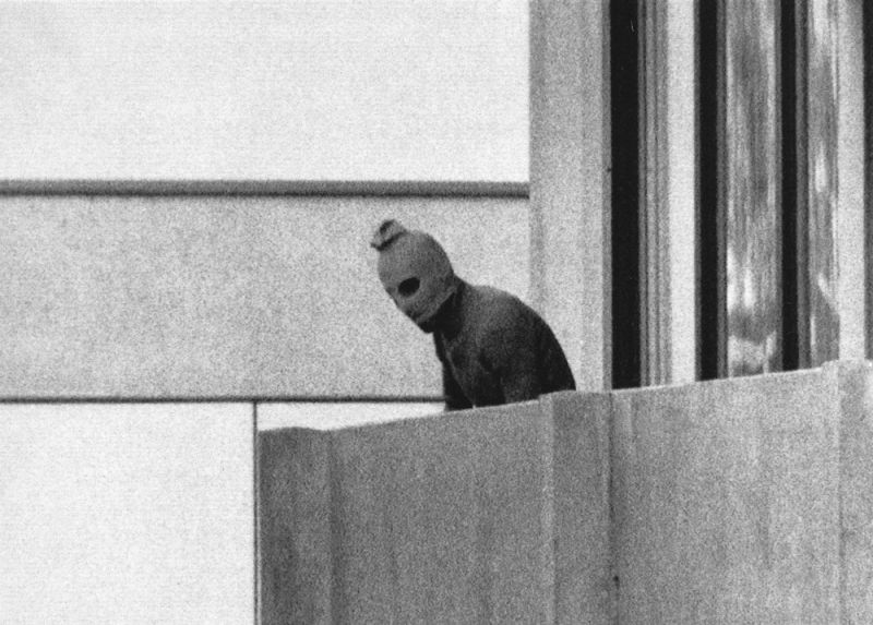 On September 5, 1972, members of the Israeli Olympic team were taken hostage at the poorly secured athletes' village by Palestinian gunmen from the Black September group. (Photo: AP)