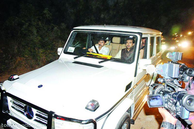 Pawan Kalyan jeep