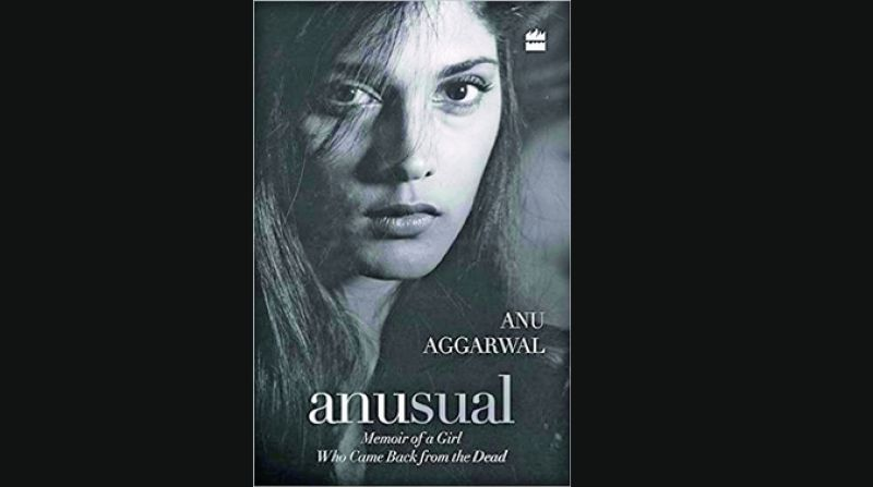 The book will be launched by her close friend and director Mani Ratnam, who had also directed Anu in a Tamil movie, Thiruda Thiruda, back in the '90s.