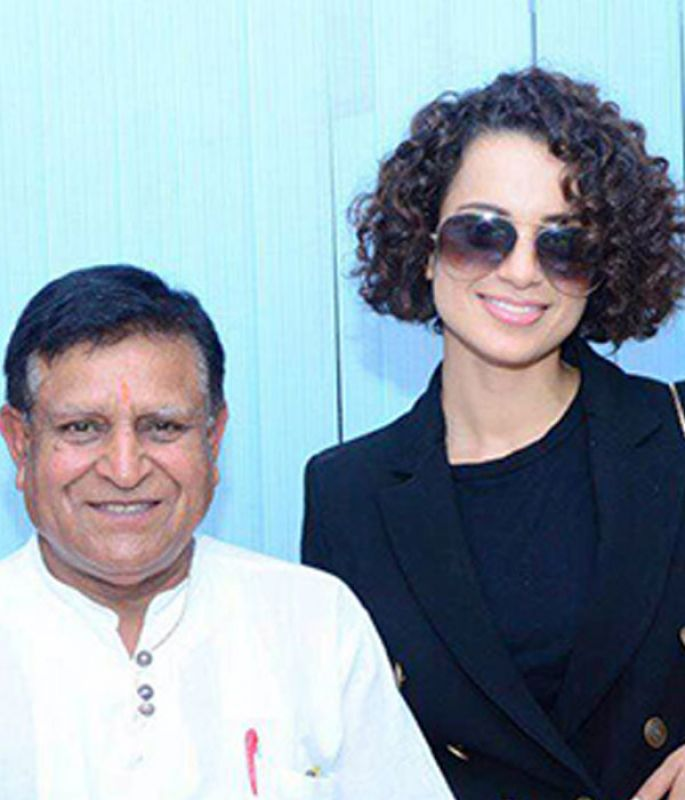 Kangana has consulted her astrologer friend several times to talk about her personal and professional life.