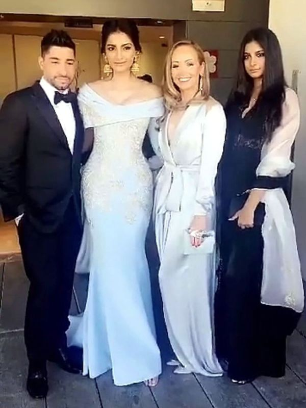 Image result for sonam kapoor and ralph and russo