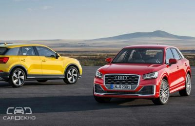 The Audi Q2 Suv Might Be The Cheapest Luxury Car In India