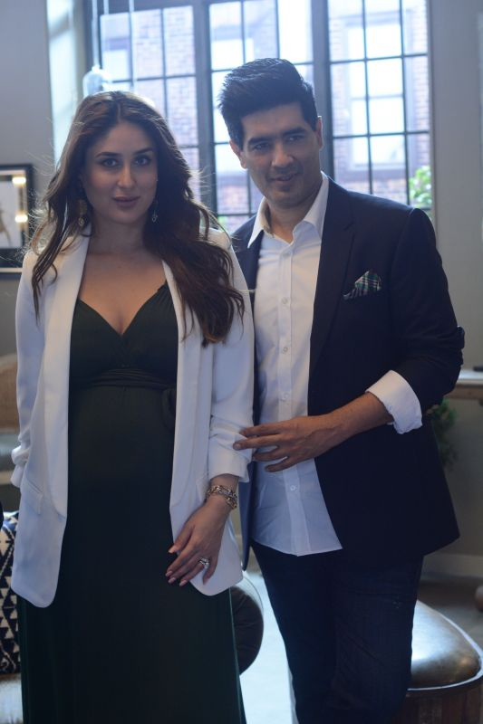 Kareena and Manish have been best of friends for a really long time now.