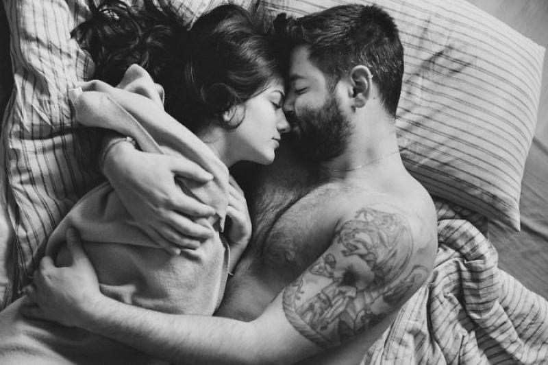 Sex love hug
