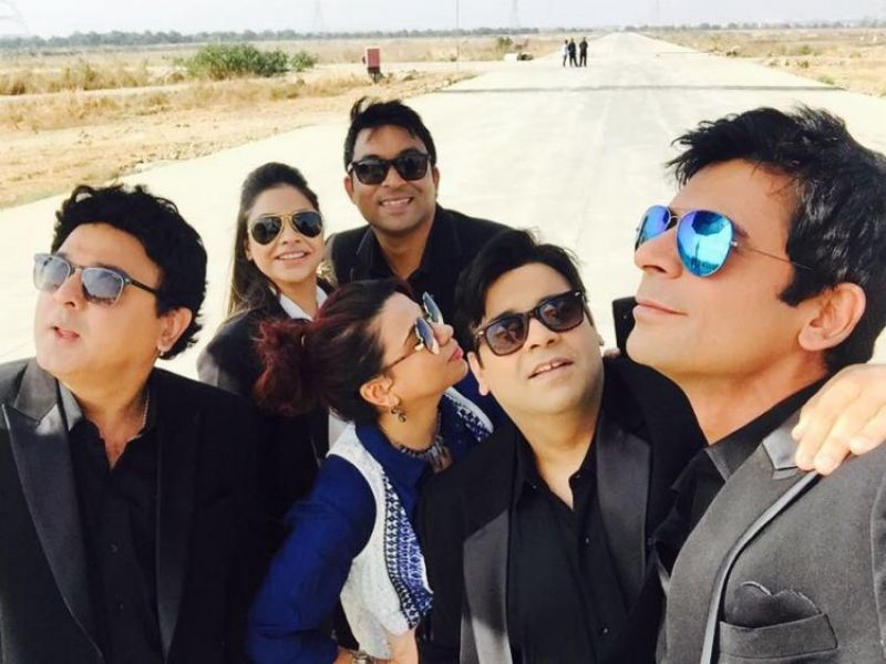 Back with a bang! Kapil Sharma is all set to return with his