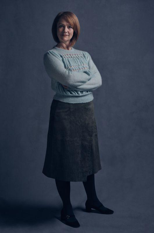 Poppy Miller as Ginny