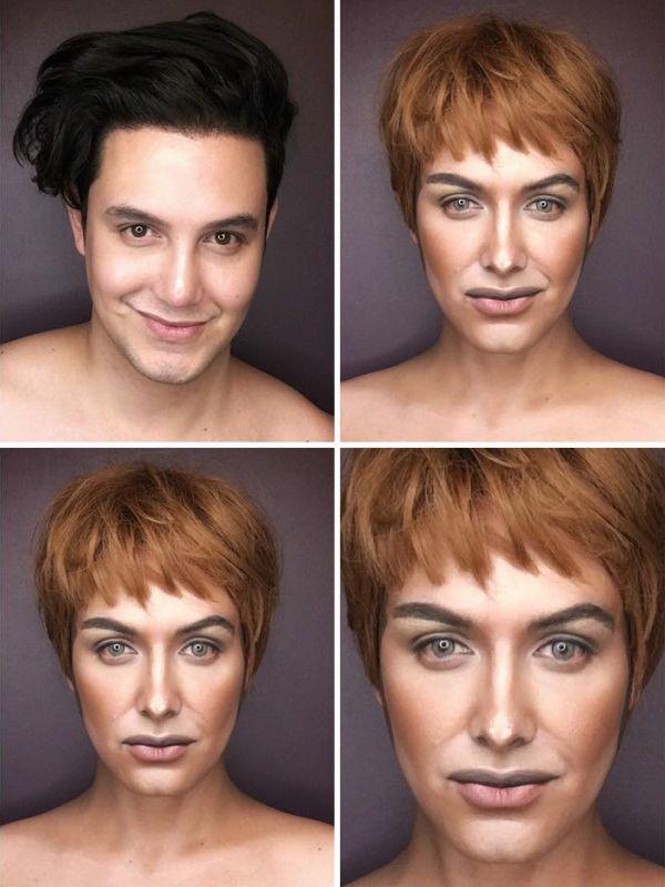 Melisandre Makeup