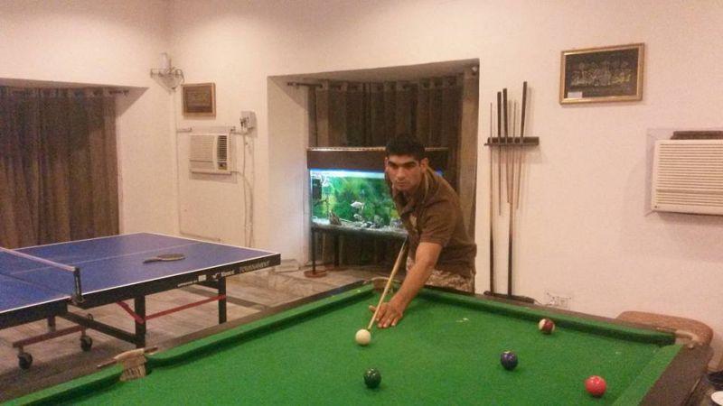 Capt.Pawan Kumar. (Photo: Facebook)