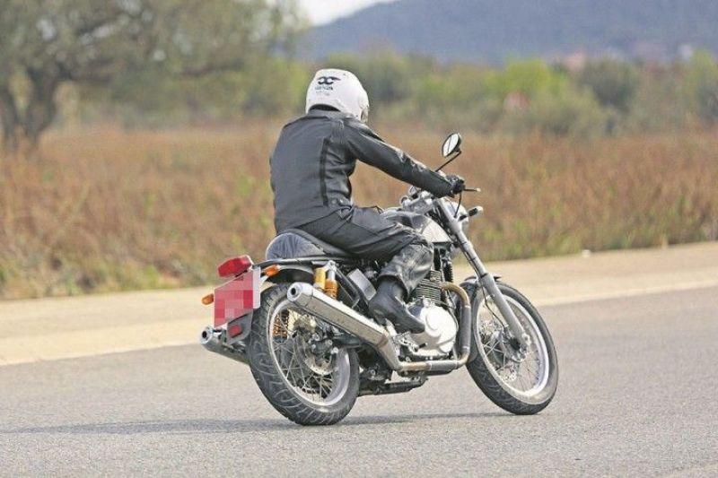 Enfield 750cc