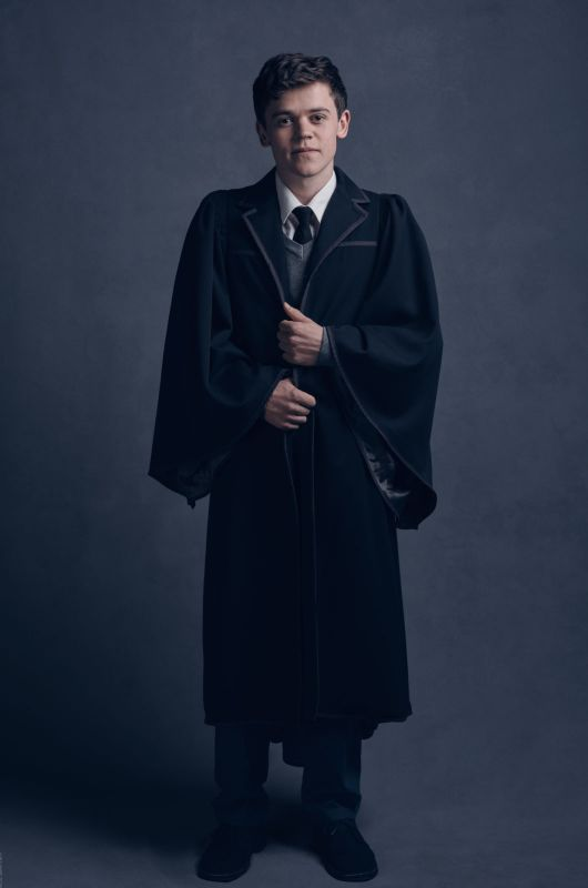 Sam Clemmett as Albus Potter