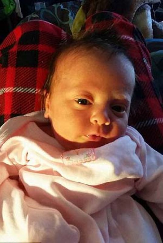 Four-month-old Emersyn who was murdered by her father Morris at their home. (Photo: Facebook)