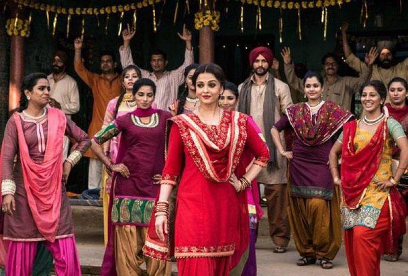 Aishwarya Rai Bachchan looks flawless in dressed in traditional red attire.