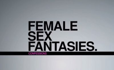 what are womens sexual fantasies