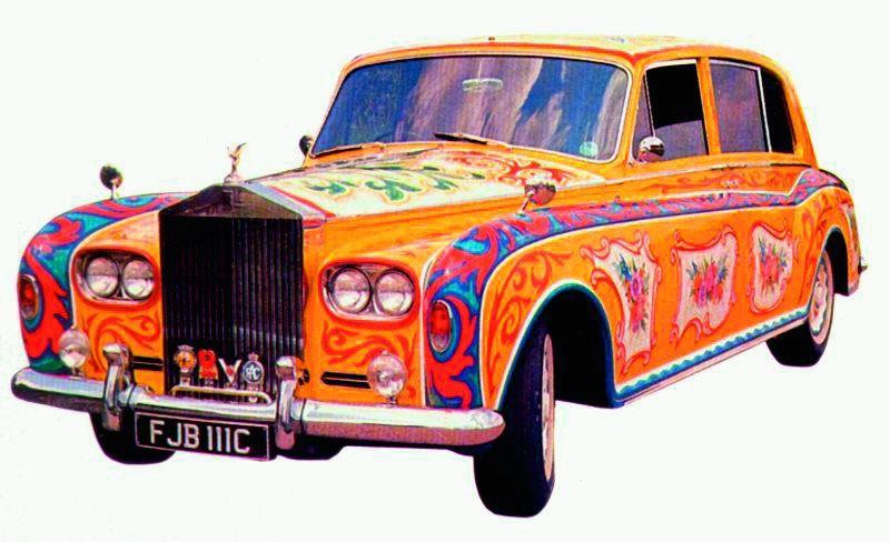 John Lenon's Rolls Royce