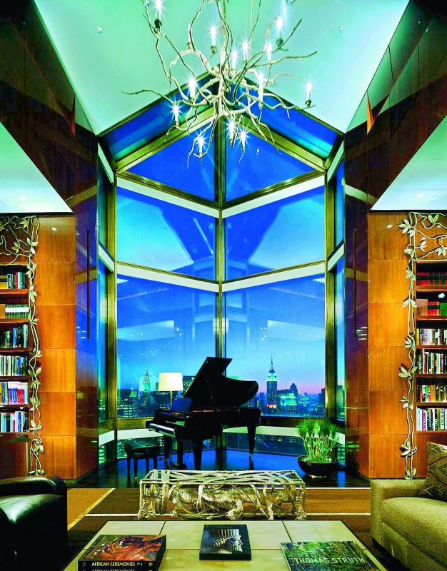 Ty Warner Penthouse, Four Seasons Hotel in New York City