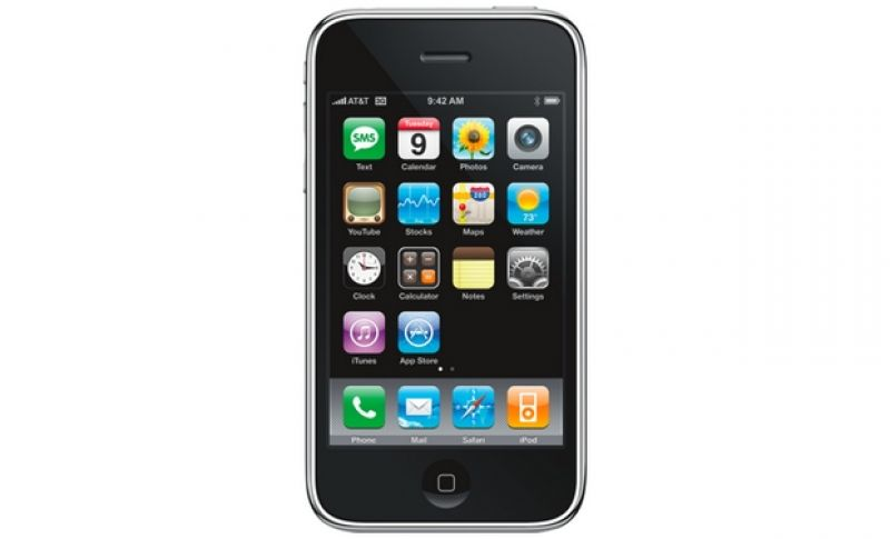 IPhone 3G A Year After Apple Released The In June 9 2008