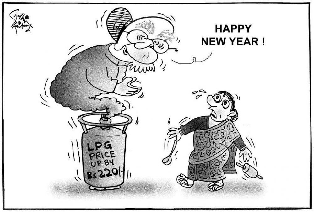 Deccan Chronicle cartoonist Sudhir Tailang passes away at 56