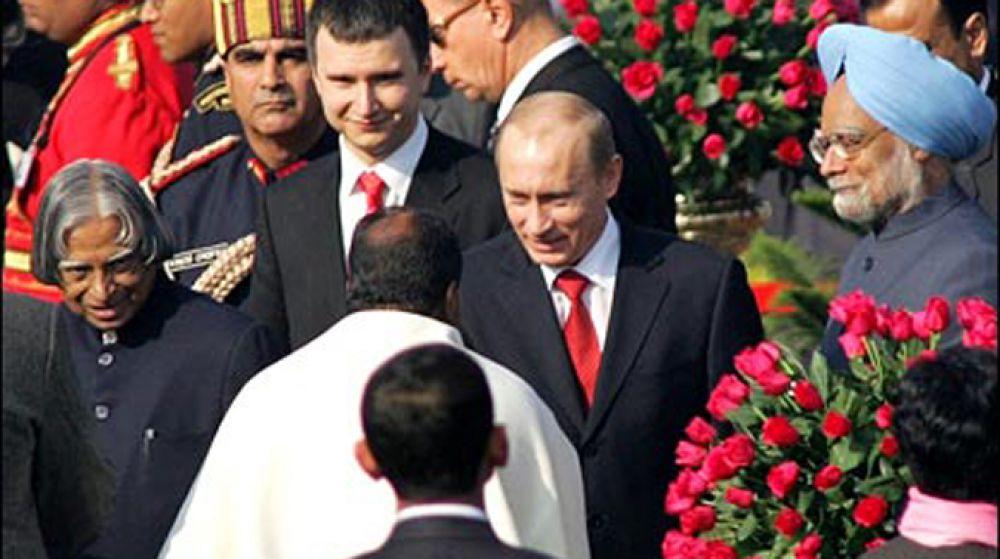 President Vladimir Putin (Russia)