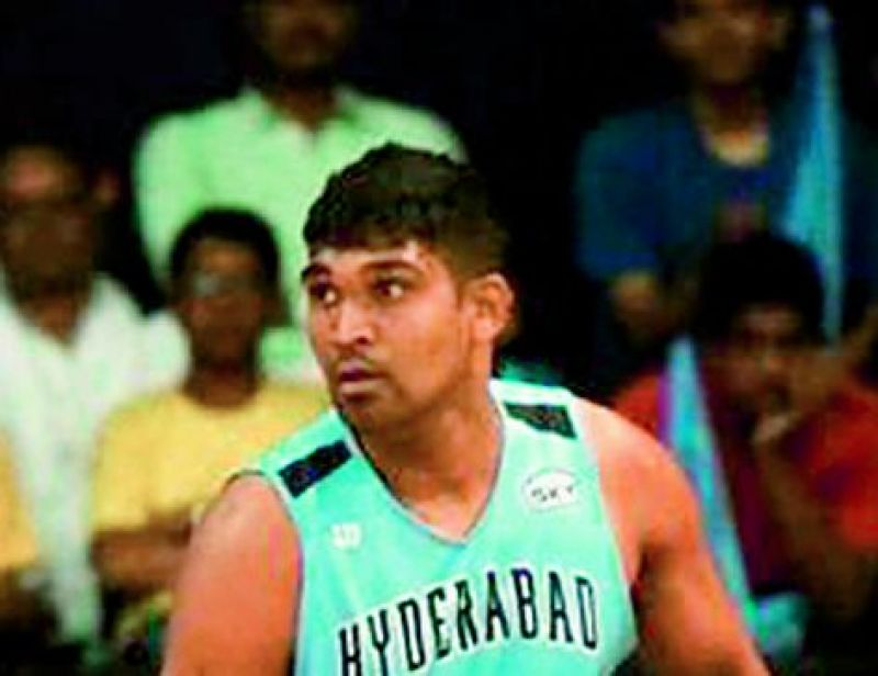 (The UBA) is giving us a platform to show our skills and they even bring coaches from abroad for us — Sujith Reddy, Basketball player.