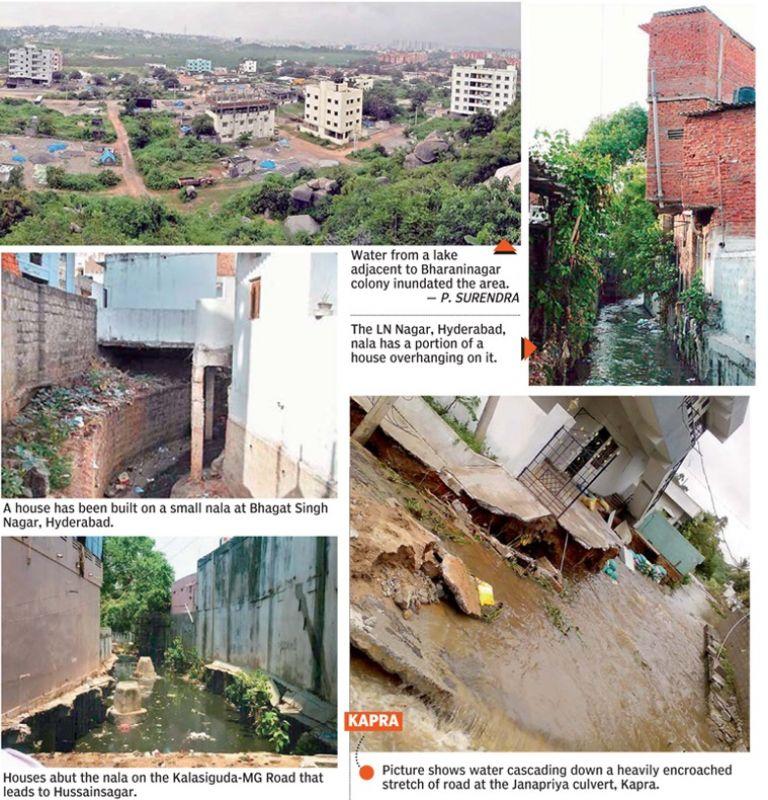 Hyderabad floods