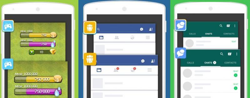 Facebool Parallel