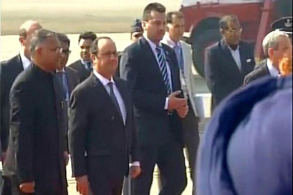 President François Hollande (France)