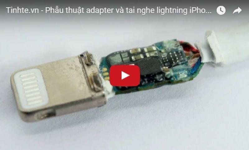 [DVZP_7254]   Apple hides a secret circuit inside the Lightening-to-3.5mm adapter | Apple 3 5mm Jack Wiring Diagram |  | Deccan Chronicle