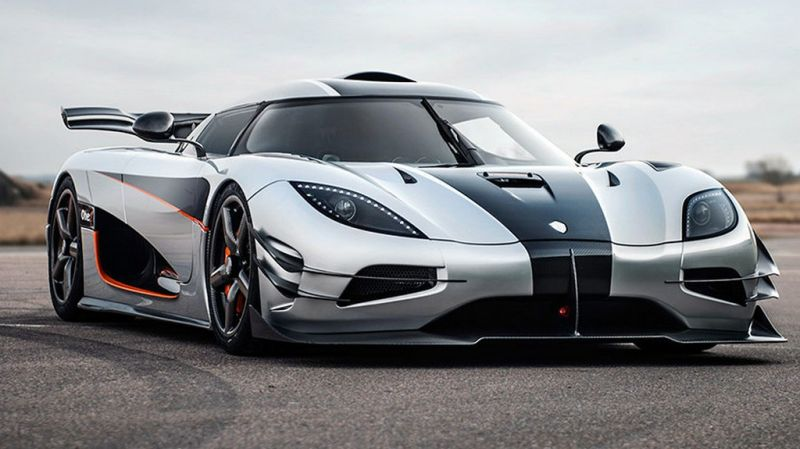 18 Most Expensive Cars In The World