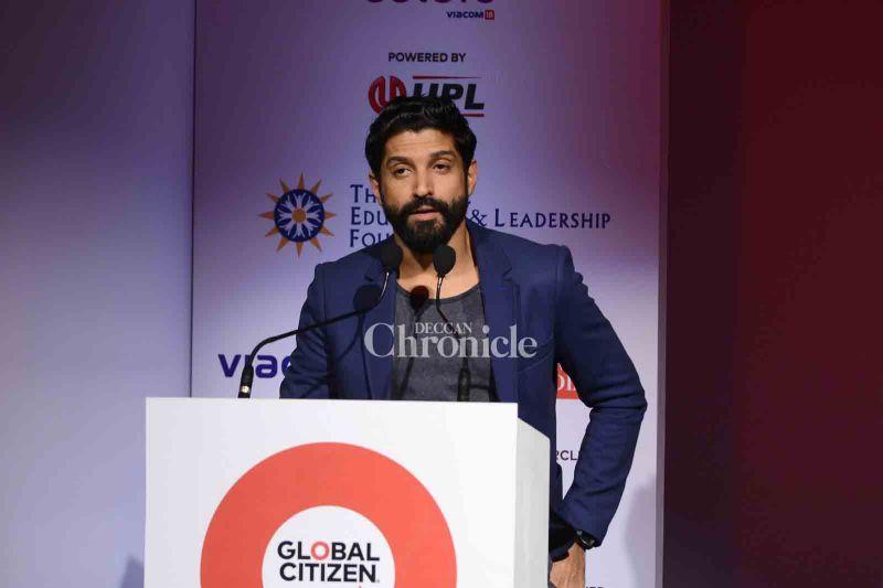 Amitabh Bachchan, Aamir Khan, Kareena Kapoor Khan, Farhan Akhtar come together for Global Citizen.