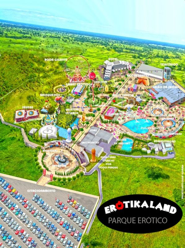 World S First Sex Theme Park To Open In 2018