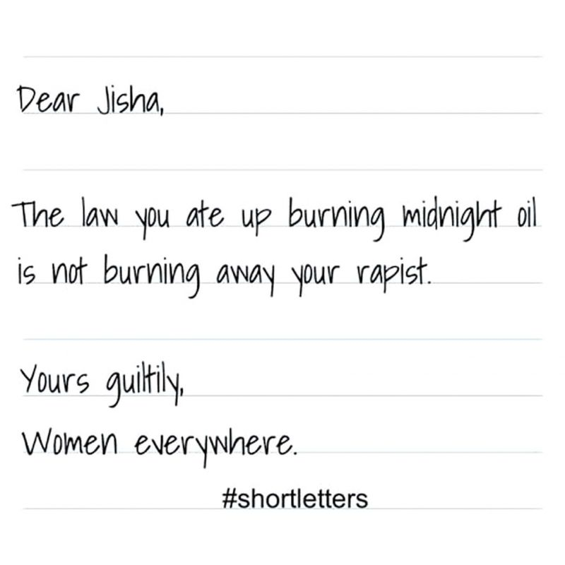 The short letter that is going viral on Facebook