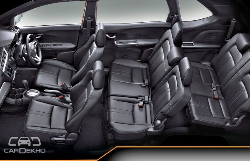 Honda Mobilio 2018 Philippines >> Honda is all set to take on Hyundai Creta with BR-V