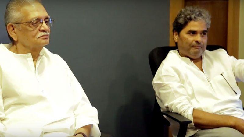 The popular track 'Jungle jungle pata chala hai' has been re-recorded by Gulzar and Vishal Bhardwaj.
