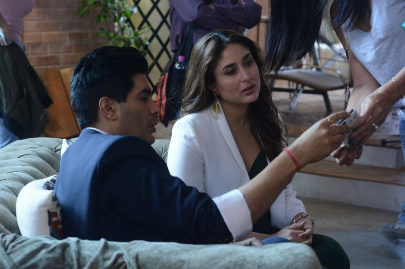 Kareena Kapoor and Manish Malhotra indulge in a candid conversation in the new episode of Vogue BFFs
